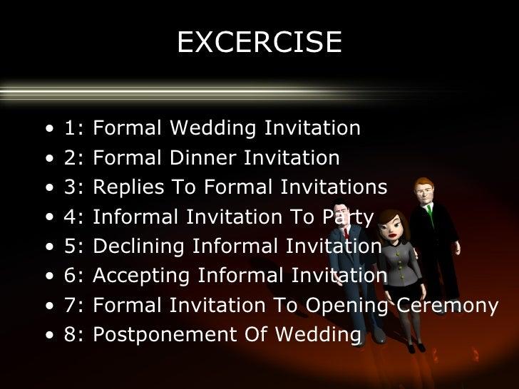 Decline Wedding Invitation Sample: Invitations