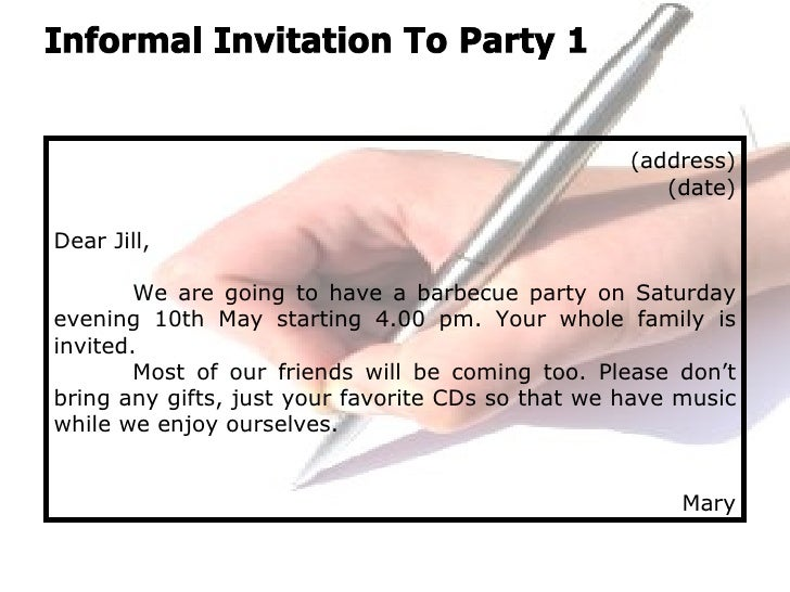 Invitations replies to formal invitations 7 stopboris Gallery