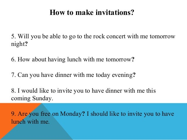 invitation for farewell dinner
