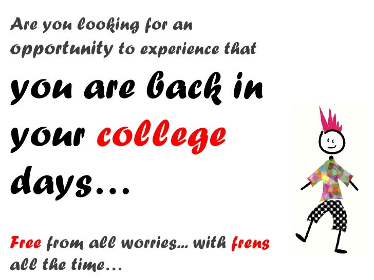 invitation for first alumni meet
