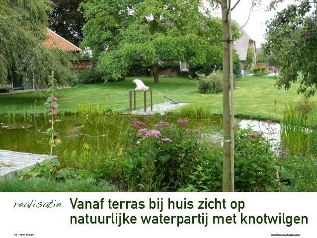Mooie voorbeelden van nieuwe tuinen invo referenties for Mooie tuinen voorbeelden