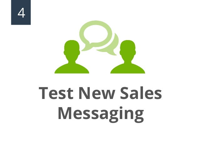 Identify the sales messaging contributing  to deals both won and lost.  Script A Script B  VS