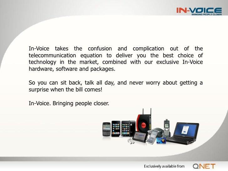 In Voice  Presentation  QNet Slide 2