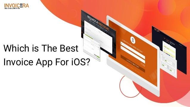 ios invoice app