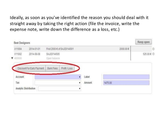 SlideShare  How Do You Do An Invoice