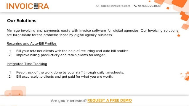 invoicing software for digital agencies