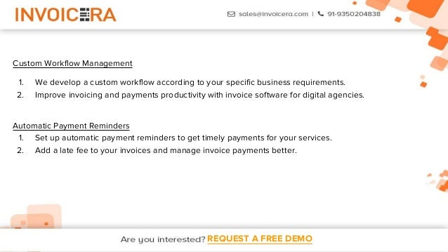 Invoicing Software For Digital Agencies - Invoice payment software