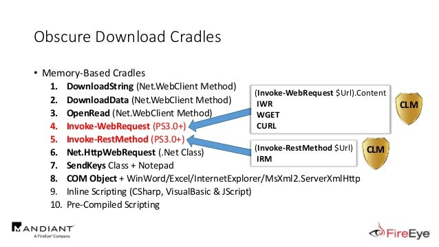 Invoke-CradleCrafter: Moar PowerShell obFUsk8tion & Detection (@('Tec…