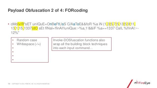"""169 • cMd/v/R""""sET unIQuE=OnBeFtUsS C/AaToE&&foR %a iN (1,3;5,7;5,13;5,9;11, 13,1;15,1337)dO sEt fINal=!finAl!!uniQue:~%a,1..."""