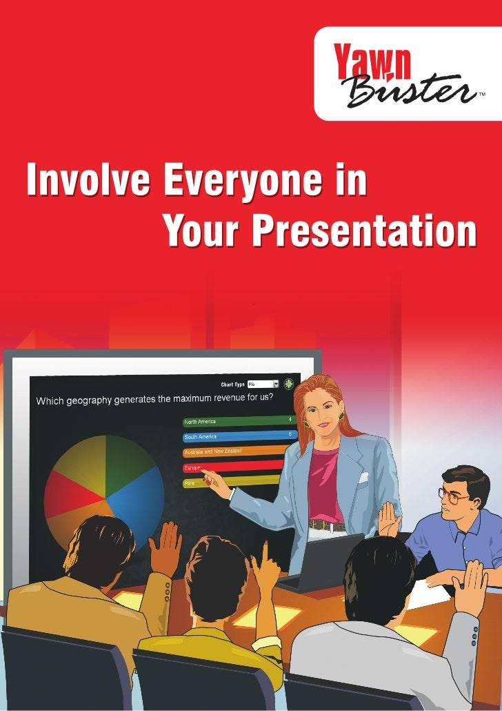 Involve Everyone in Your Presentation with YawnBuster