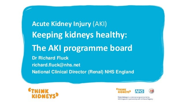 acute kidney injury aki health and social care essay The chronic kidney disease  initiative promotes kidney health by raising awareness to prevent and control  take care of your kidneys kidney's.