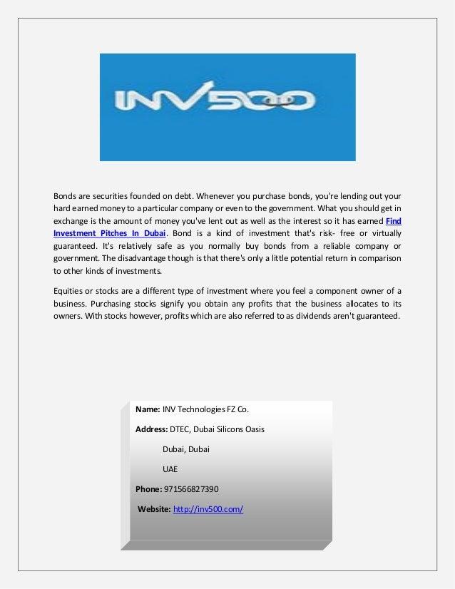 Inv technologies fz co