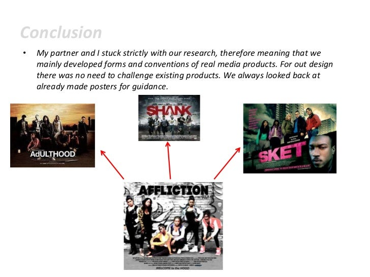Conclusion•   My partner and I stuck strictly with our research, therefore meaning that we    mainly developed forms and c...