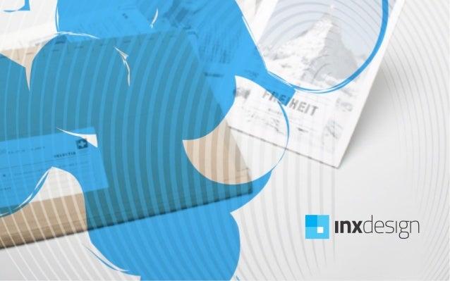 ESTÚDIOINXDESIGN é um estúdio de criação e         Logotipo e Identidade Corporativa           Design Promocionalidéias in...
