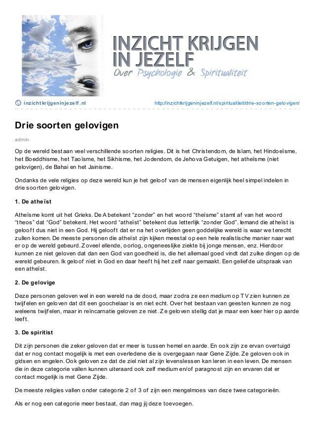 inzicht krijgeninjezelf .nl http://inzichtkrijgeninjezelf.nl/spiritualiteit/drie-soorten-gelovigen/ admin Drie soorten gel...