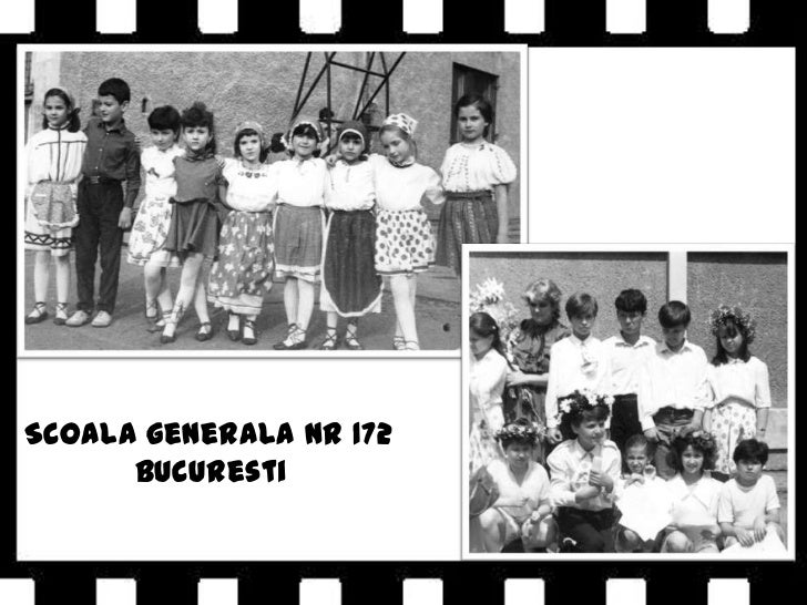 Scoalagenerala Nr 172<br />            Bucuresti<br />
