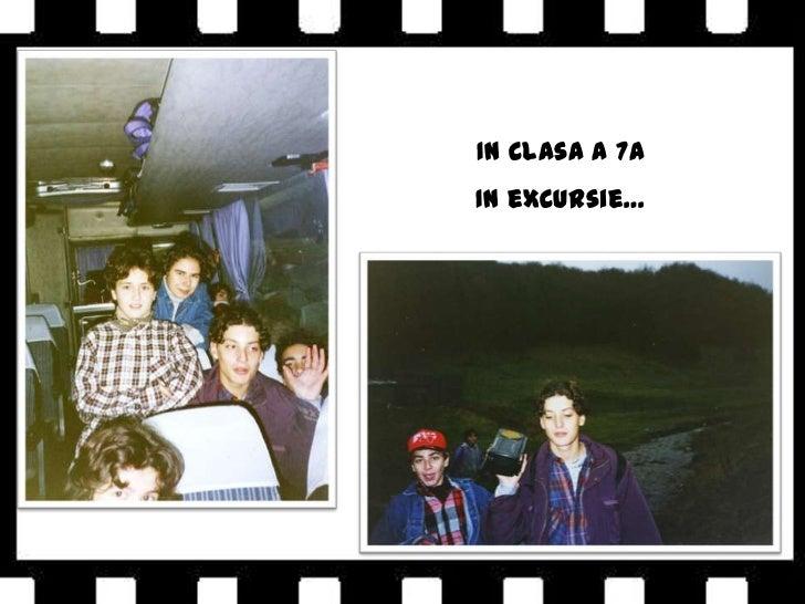 In clasa a 7a<br />In excursie…<br />