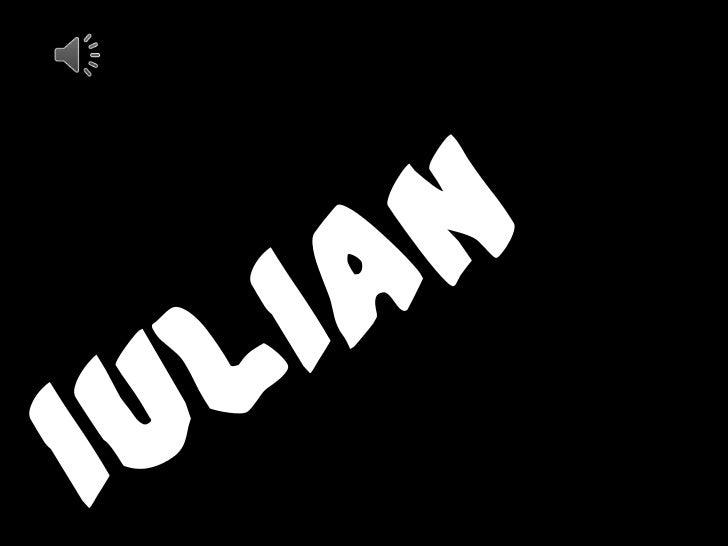 IULIAN<br />