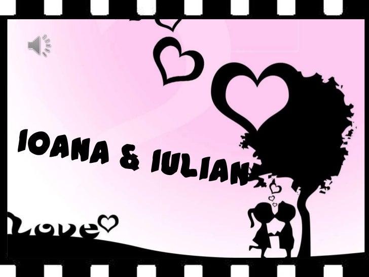 Ioana & Iulian<br />