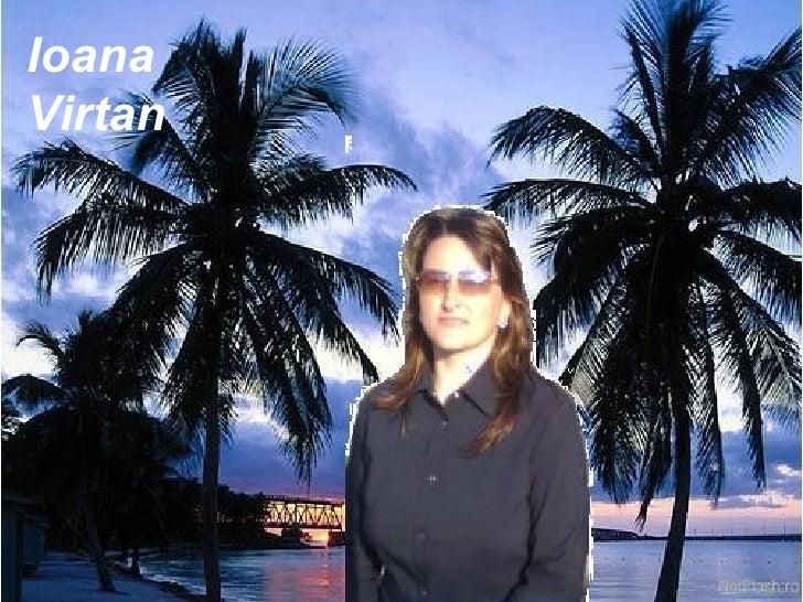 Ioana Virtan Ioana Virtan