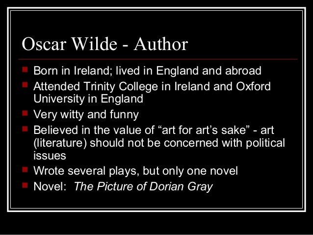 how does oscar wilde make fun of victorian era importance of being earnest Perhaps the single reason that oscar wilde's the importance of being  being a key ideal in victorian  being earnest has many goals it pokes fun.
