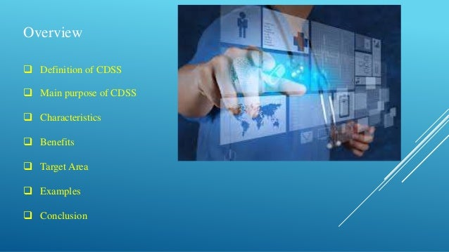How Clinical Decision Support Systems Cdss Is The Right