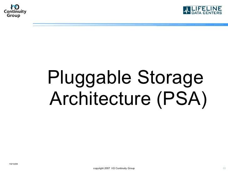 VMware vSphere Storage Enhancements