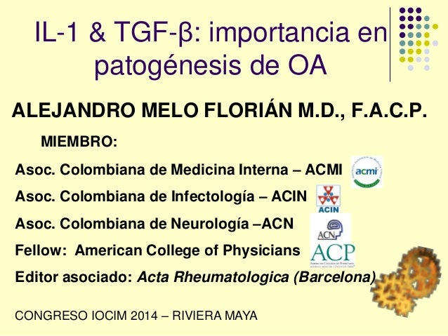 Asoc. Colombiana de Medicina Interna – ACMI Asoc. Colombiana de Infectología – ACIN Asoc. Colombiana de Neurología –ACN Fe...