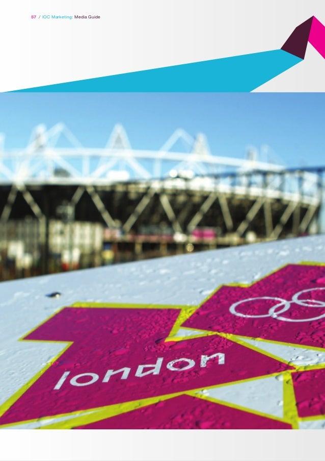 57 / IOC Marketing: Media Guide