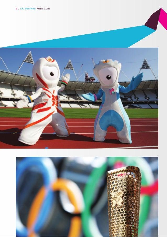 9 / IOC Marketing: Media Guide