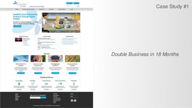 Double Business in 18 Months Case Study #1