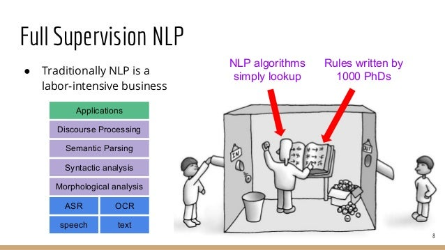 Training at AI Frontiers 2018 - Ni Lao: Weakly Supervised