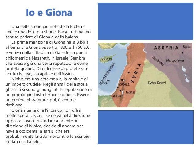 Una delle storie più note della Bibbia è anche una delle più strane. Forse tutti hanno sentito parlare di Giona e della ba...