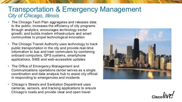 Cisco Live 2014 Ioe In Action Public Sector Media Session