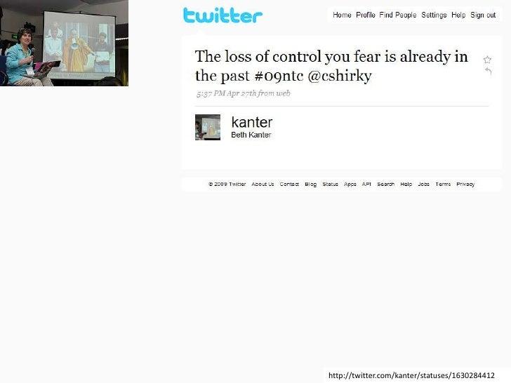 http://twitter.com/kanter/statuses/1630284412