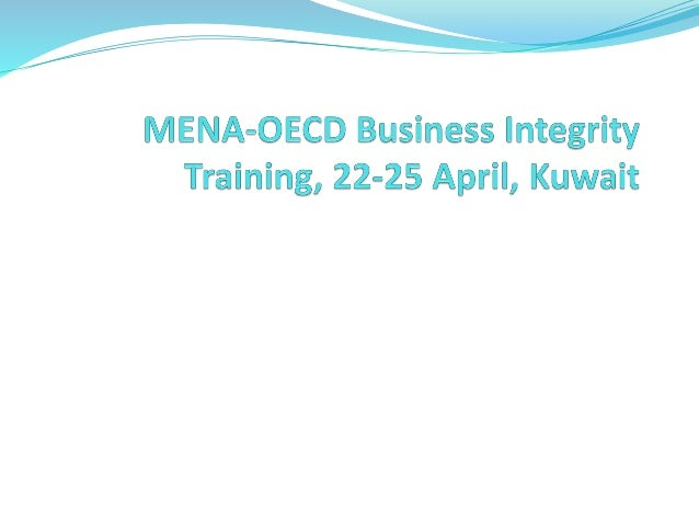 Organized by the MENA-OECD Investment Programme in cooperation with the IMF-Middle East Center for Economics and Finance K...