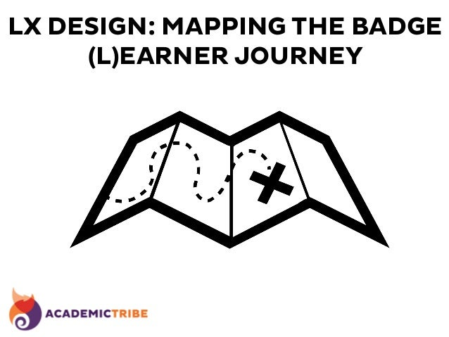 LX DESIGN: MAPPING THE BADGE (L)EARNER JOURNEY
