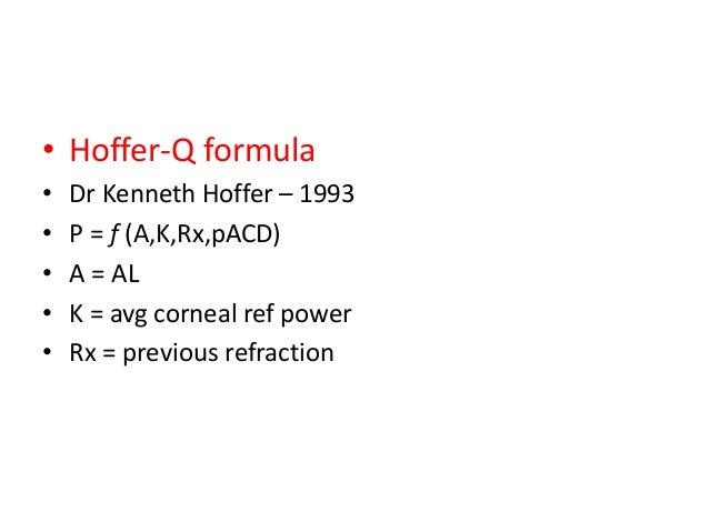 formula q