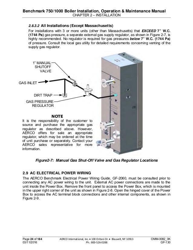 iom 0082 ok bmk 750 1000 03 xi 16 rh slideshare net Gas Boiler Wiring Boiler Control Wiring