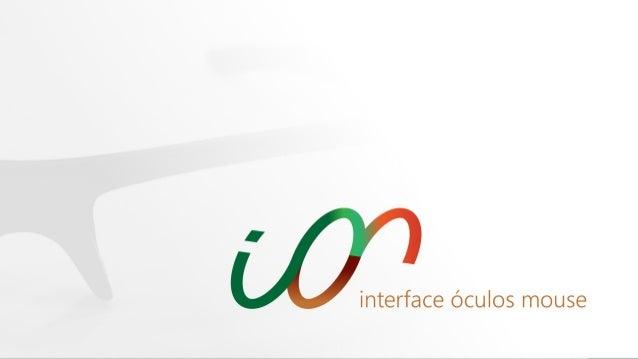 interface óculos mouse