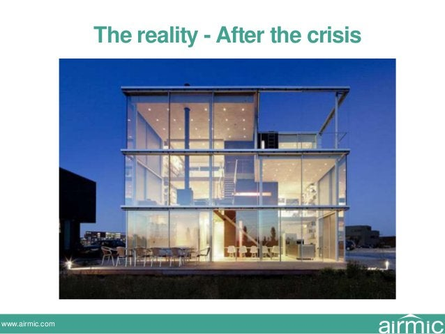 www.airmic.com The reality - After the crisis