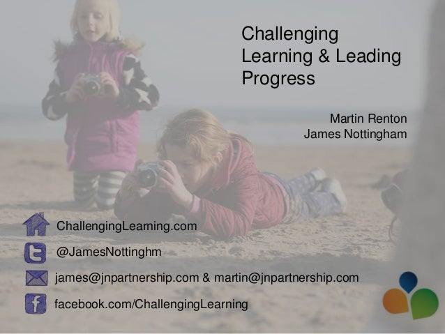 Challenging                              Learning & Leading                              Progress                         ...