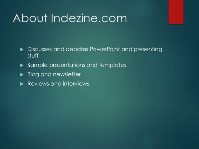 ion theme in powerpoint