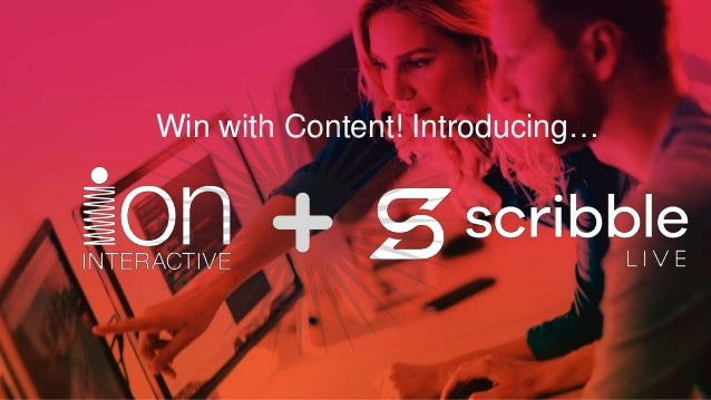 Win with Content! Introducing…