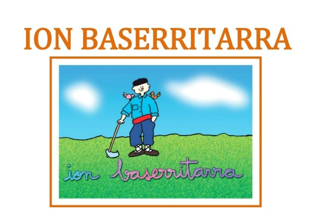 ION BASERRITARRA