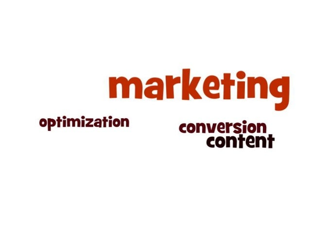 ConversionOptimization> Call-to-action oriented> Move visitors forward> Immediate results> Not free, but tempting> MVT & A...