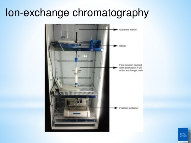 *Ion chromatography (or ion-exchange chromatography) is a chromatography process that separates ions and polar molecules b...