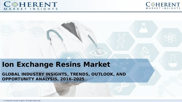 © Coherent market Insights. All Rights Reserved Ion Exchange Resins Market GLOBAL INDUSTRY INSIGHTS, TRENDS, OUTLOOK, AND ...