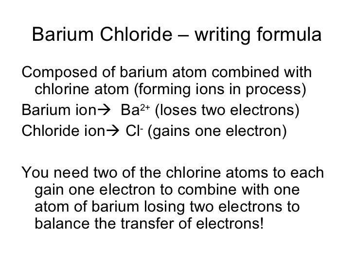 Barium Chloride Dot Diagram Search For Wiring Diagrams