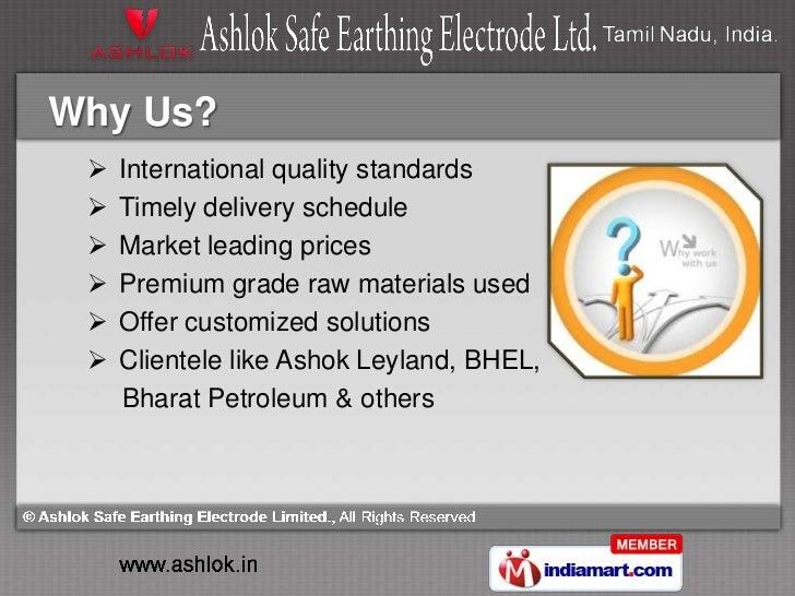 Ionic Breathing Technology by Ashlok Safe Earthing Electrode Limited., Chennai Slide 3